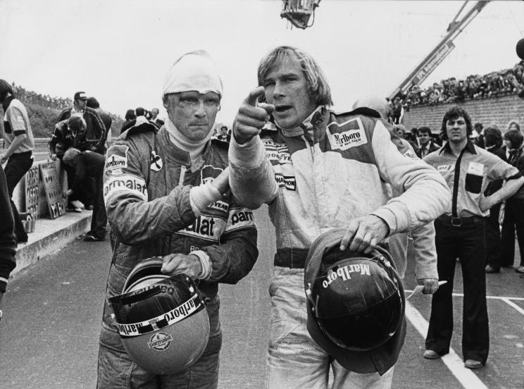享年70岁 传奇赛车手尼基·劳达去世-第3张图片