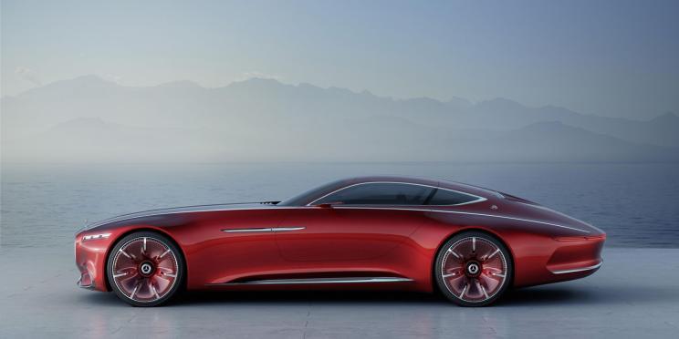 超豪华车的代名词 迈巴赫迎来百年诞辰-第5张图片