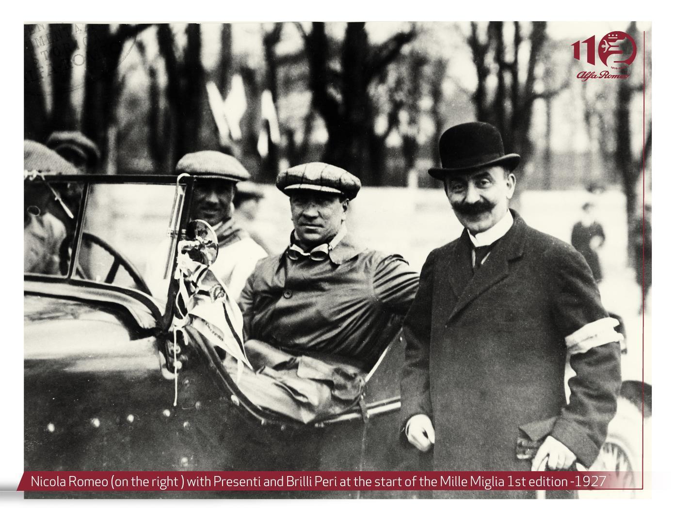 110岁了 回顾阿尔法·罗密欧发展简史-第5张图片