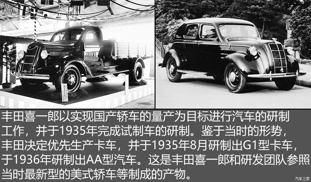 不断延续皇冠荣耀 《车名故事》之丰田-第3张图片
