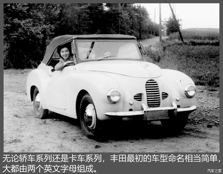 不断延续皇冠荣耀 《车名故事》之丰田-第6张图片