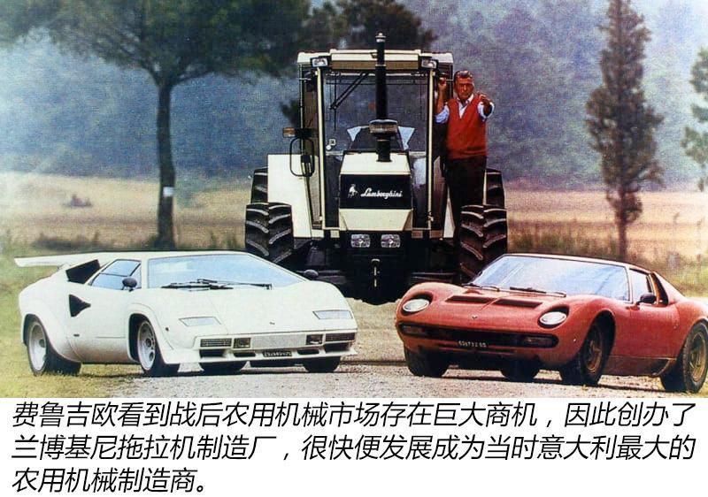 堪比斗牛博物馆《车名故事》之兰博基尼-第6张图片