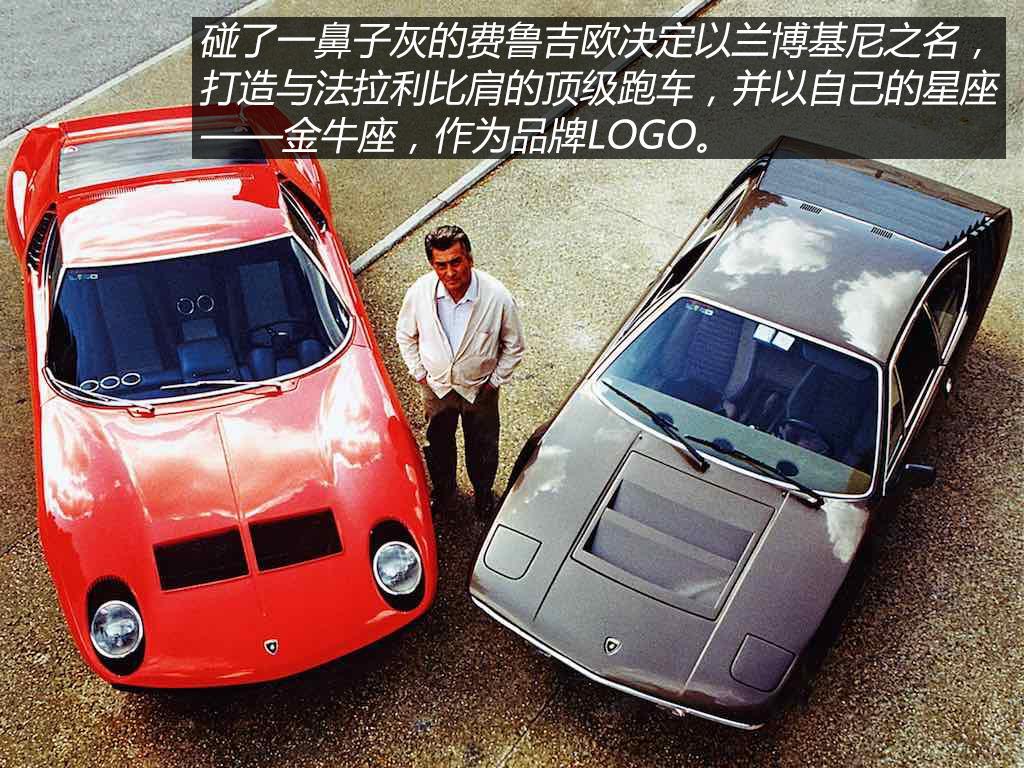 堪比斗牛博物馆《车名故事》之兰博基尼-第9张图片