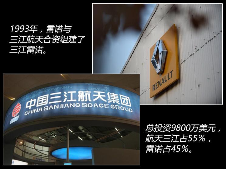 屡战屡败 雷诺品牌在华发展历程回顾-第3张图片