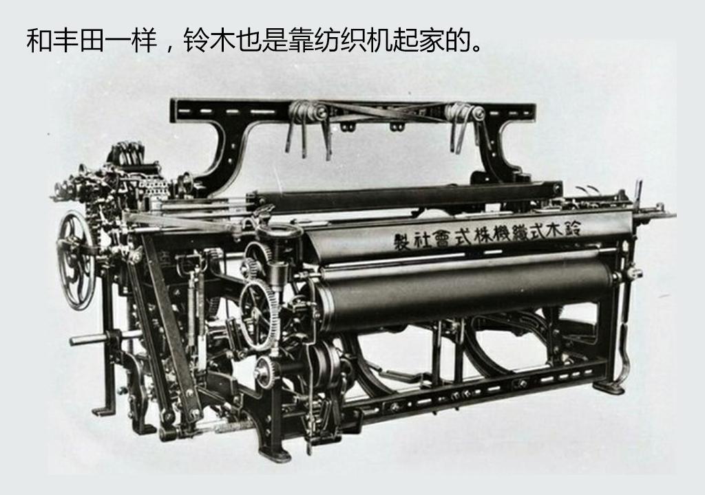 由织布机起家 铃木品牌迎来成立100周年-第2张图片