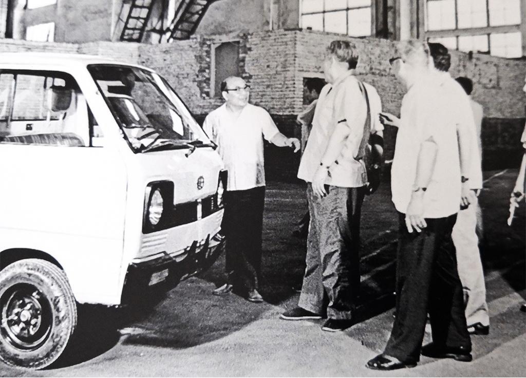 由织布机起家 铃木品牌迎来成立100周年-第5张图片